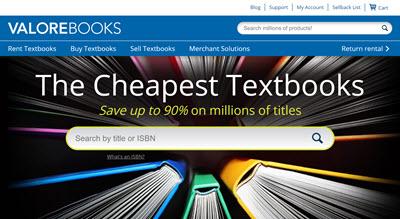 ValoreBooks.com