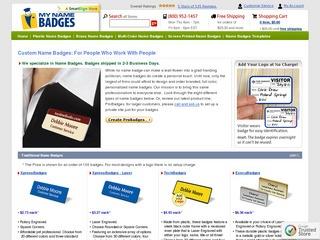 MyNameBadges.com